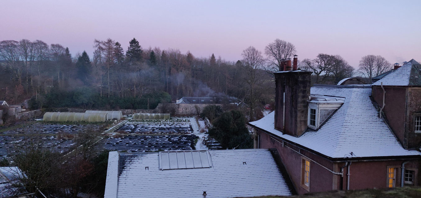 Lauriston Hall - Fire and Ice